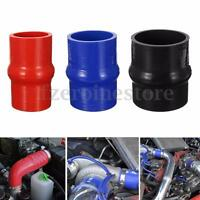 Silicone Hump Hose Joiner Tube Turbo Coupler Pipe Air Boost Coolant Rubber ❤