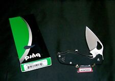 "Spyderco Byrd BY09GP2 Crow2 Knife CTS-BD1 Blade Steel 3.82"" Closed W/Packaging"