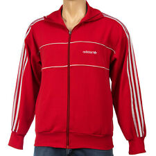 Adidas Vintage Sportjacke Trainingsjacke - Made in Poland - Size: 4/M   (sj140e)
