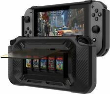 Ortz Nintendo Switch Case Stand Stores 5 Games Slim Compact Multi Angle HO ...