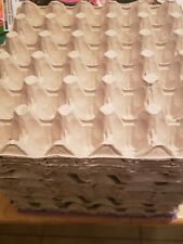 30 count egg cartons paper trays flats,crafts 6 pieces