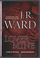 Lover Mine 8 by J. R. Ward (2010, Hardcover)