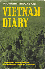 VIETNAM DIARY: Account of Americans in Battle by Richard Trevaskis 1963 HC 1Ed