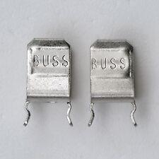 """50x COOPER BUSSMANN 20A PCB FUSE CLIP 1A4534-06-R for ¼"""" Diameter Fuse"""