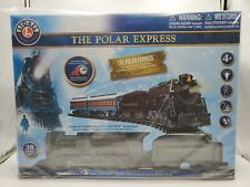 Lionel Polar Express Ready To Play Train Set 7-11803 Remote Controlled Sealed