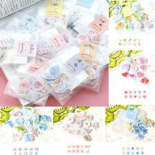 70 pcs Mini Paper Sticker Tag Diary Decoration Sticker DIY Album Scrapbooking