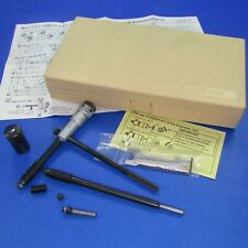 Mitutoyo 141 208 Rod Type Inside Micrometer 2 8 Complete Machinist