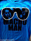 WWE MACHO MAN Licensed Shirt (Size S)
