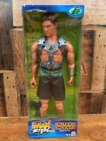 Max Steel N-Tek Agent Action Figure - New in Box - Mattel