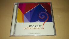 MOZART CELLOKONZERTE Norbert Hilger/Akademie Leipzig Klassik CD 9 Tracks NEU!!!