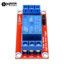 Hot 5V 1-Channel Optocoupler Relay Module for Arduino H/L Level Triger