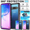 360° Shockproof Waterproof Case Cover for Samsung Galaxy S9 S10 S20 Plus/Note 10