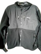 Women's Eastern Mountain Sports EMS Full Zip Fleece Jacket Coat Polartec Size XL
