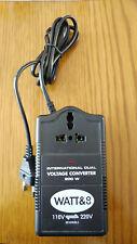 transformateur reversible 220v  110 v