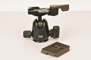 Manfrotto 494RC2 Ball Head With Quick Release Clamp & Plate