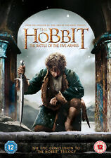 The Hobbit: The Battle of the Five Armies (2015) DVD