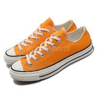 Converse First String Chuck Taylor All Star 70 OX Orange Men Women Shoes 164928C