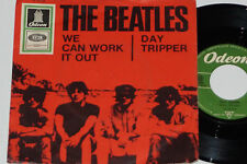 """THE BEATLES -We Can Work It Out / Day Tripper- 7"""" 45 Odeon (O 23 122)"""