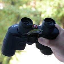 Hunting 8 x 40 HD Power Zoom Optical Binocular Telescope Green Coated Outdoor