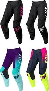 Fox Racing Women's 180 Pants - MX Motocross Dirt Bike Off-Road MTB ATV Gear