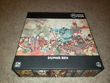 Rising Sun Kickstarter Exclusive Daimyo Box opened used