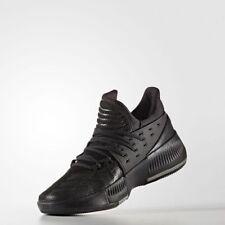 Adidas Dame 3 Damian Lillard Men's Basketball Shoes BY3206 Black US Size 11-12.5