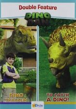 DINO DAN DOUBLE FEATURE: DINO TRACKERS / TO CATCH A DINO