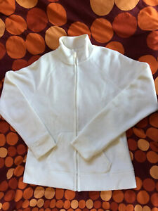 Womens Old Navy Jacket/ Size M / Color White