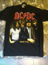 T-shirt noir AC/DC Highway To Hell Taille M