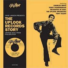 UPLOOK RECORDS STORY Various NEW & SEALED 60s SOUL CD (GRAPEVINE) NORTHERN SOUL