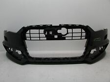 2015 2016 AUDI A6 ULTRA S-LINE S6 Package Front Bumper Cover OEM 15 16