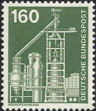 Germany 1975 Industry/Technology/Blast Furnace/Steel Works/Iron 1v (n29148)