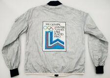 VTG 1980 Lake Placid Olympics XIII Winter Games Arrow Brigade Jacket Italy Sz XS