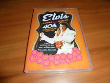 Elvis - Aloha From Hawaii (DVD, 40th Anniversary Edition 2013) Used MEGA RARE