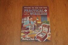 Practical Wireless Magazine December 1954 Vol 30 No 578 Vintage Magazine