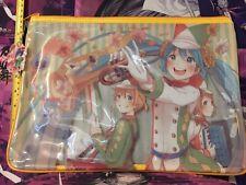 Vocaloid Anime Hatsune Miku Parade Vinyl Bag