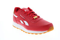 Reebok Classic Renaissance FV6128 Mens Red Synthetic Lifestyle Sneakers Shoes