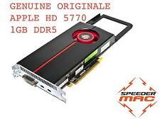 ATI Radeon HD 5770 originale Apple Genuine 1GB Ram 661-5718, MC742ZM/A