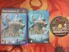 LA BRÚJULA DORADA PLAYSTATION 2 PS2 ENVÍO 24/48H