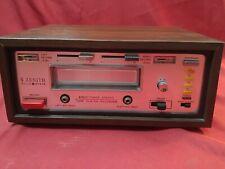 Zenith Model F638W 8 Track Player Working*