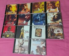 2pac tupac shakur rare 14 mixtape cd set deathrow makaveli unreleased OGs snoop