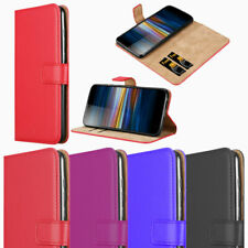 For Sony Xperia L3 Phone case Luxury Leather Magnetic Flip Experia Wallet Cover