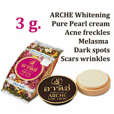 X3Pcs Cream ARCHE Whitening Pearl acne dark spots 3 g + FREE TRACKING  NUMBER