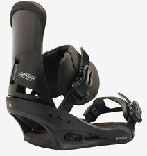 Burton - Custom Re:Flex   2020 - Mens Snowboard Bindings   Black