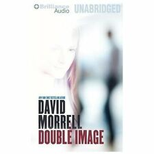 Double Image by David Morrell (2013, CD, Unabridged)