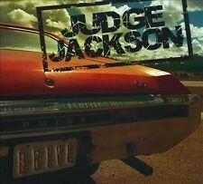 Drive [Digipak] by Judge Jackson (Rock) (CD, 2010, Curtis-Joe Records)