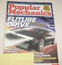 Popular Mechanics  Magazine July 2004