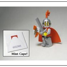 ☆NEW☆ LEGO Kingdoms Red Knight Minifig With Cape! Mint!