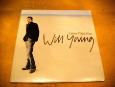 Cardsleeve Single CD WILL YOUNG Leave Right Now 2TR 2003 pop