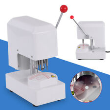 New Automatic Edger Machine Necessary Lens Puncher Driller Optical Equip 90w